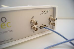 ISX-3 with extension port cable